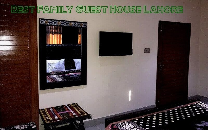 Family Guest House in Lahore